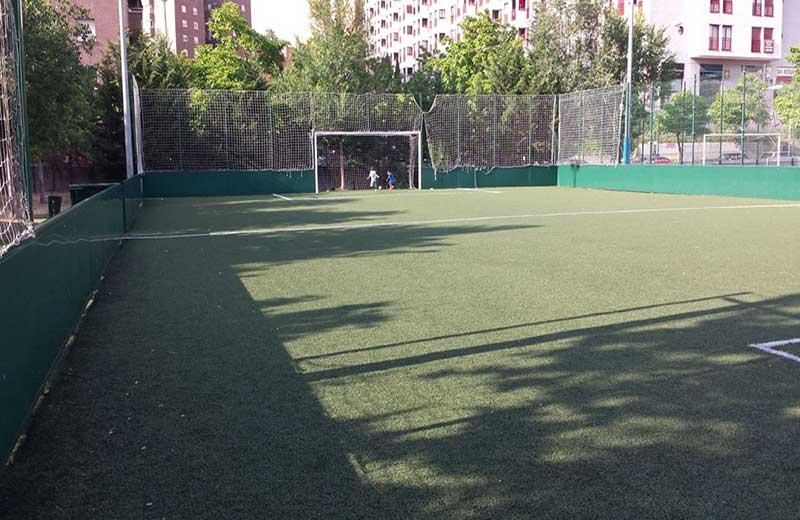 Campo Zona norte