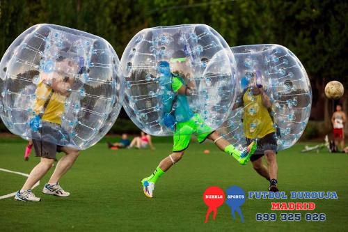 futbol-burbuja-para-eventos-madrid