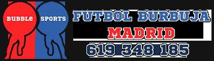 futbolburbujaenmadrid.com Logo